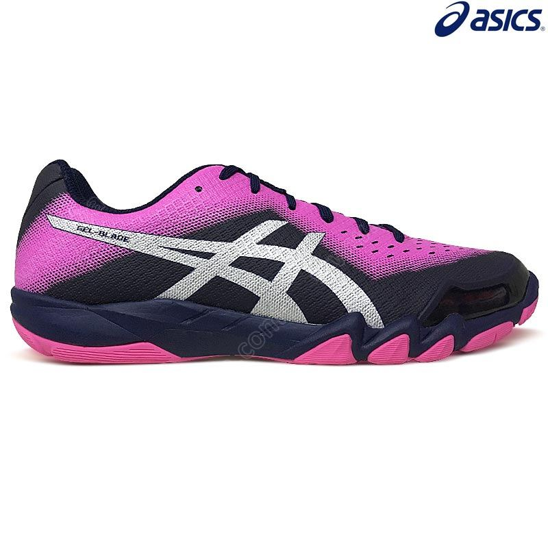 ASICS GEL-BLADE 6 Ladies Badminton Shoes (R753N-4993)