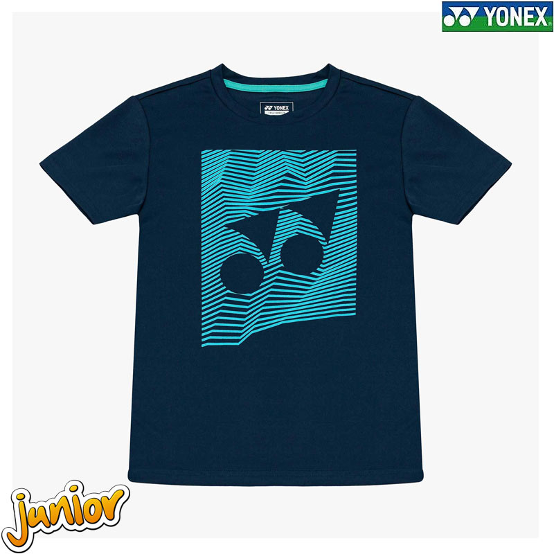 Yonex 1863 Kids Round Neck Tees DRESS BLUES (RJ-S0