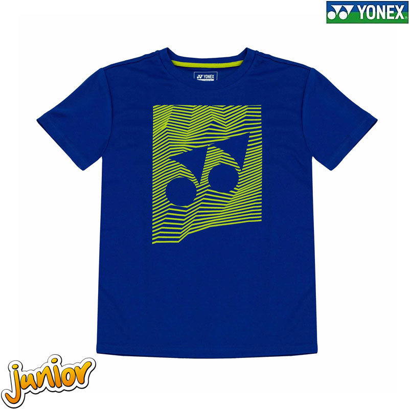 Yonex 1863 Kids Round Neck Tees TURKISH SEA (RJ-S0