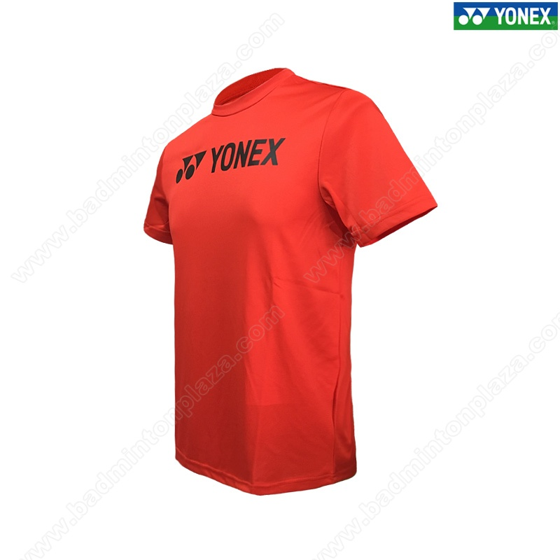 Yonex Text TruBreeze Round Neck T-Shirt (784-178RN-19S)