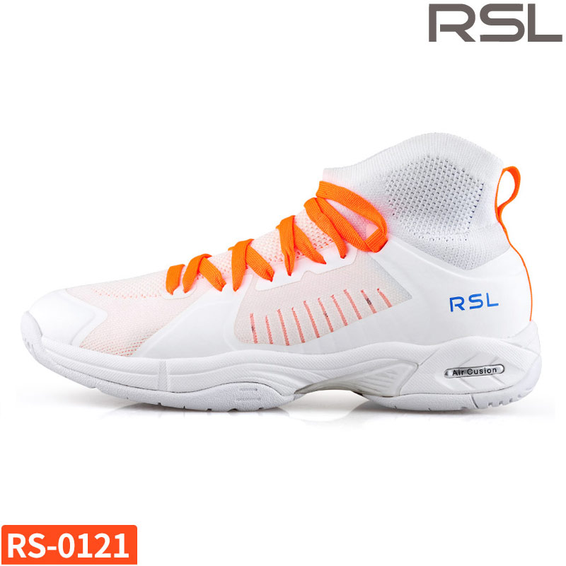 RSL Professional Badminton Shoes White (RS-0121)