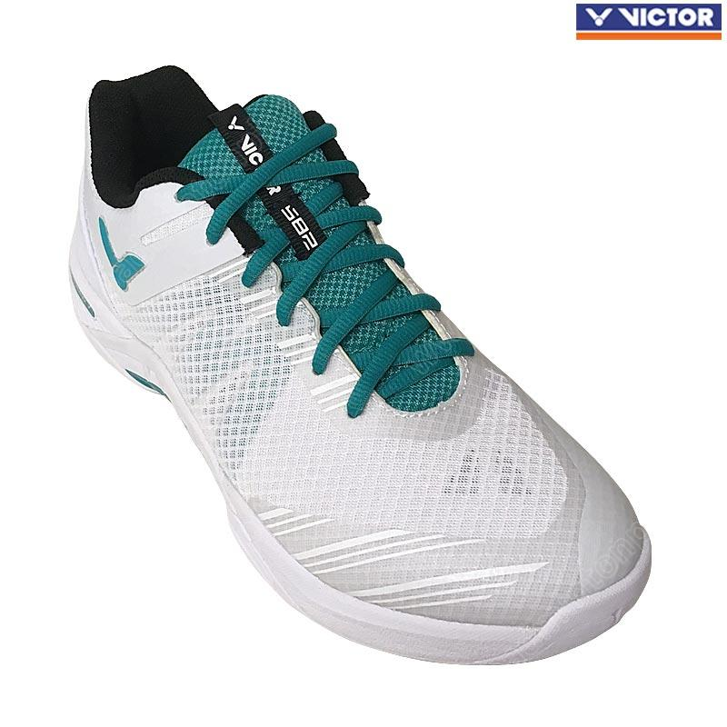 Victor Professional Badminton Shoes White (S82-A)