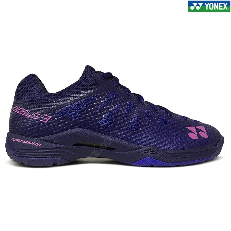 YONEX POWER CUSHION AERUS 3 LADIES NAVY BLUE (SHBA3LEX-NB)