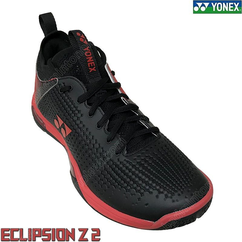 YONEX 2021 POWER CUSHION ECLIPSION Z 2 MEN Black/Red (SHBELZ2MEX-BKRD)