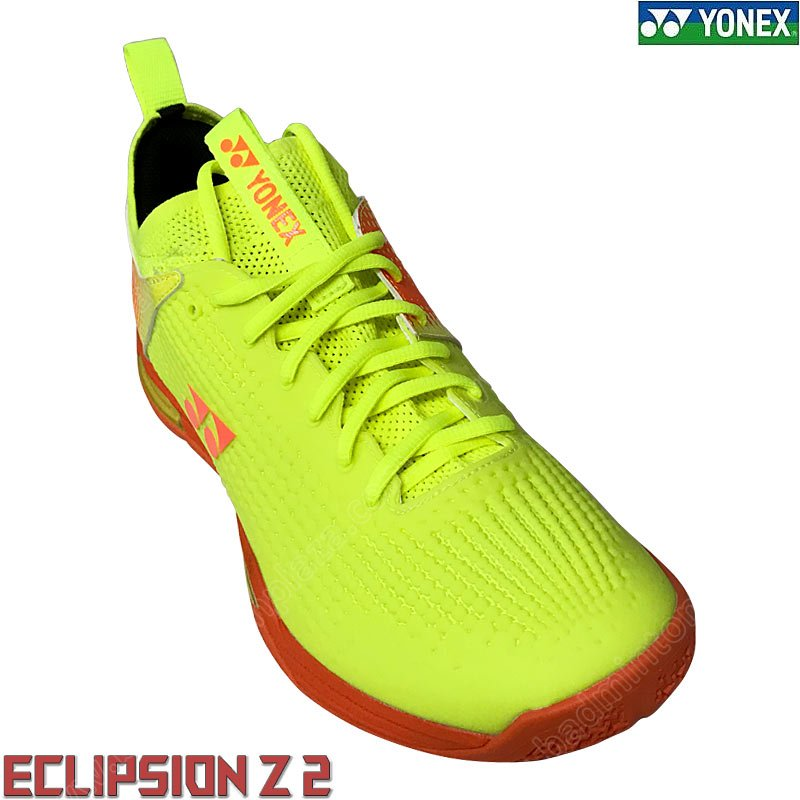 YONEX 2021 POWER CUSHION ECLIPSION Z 2 WIDE Acid Yellow (SHBELZ2WEX-ACY)