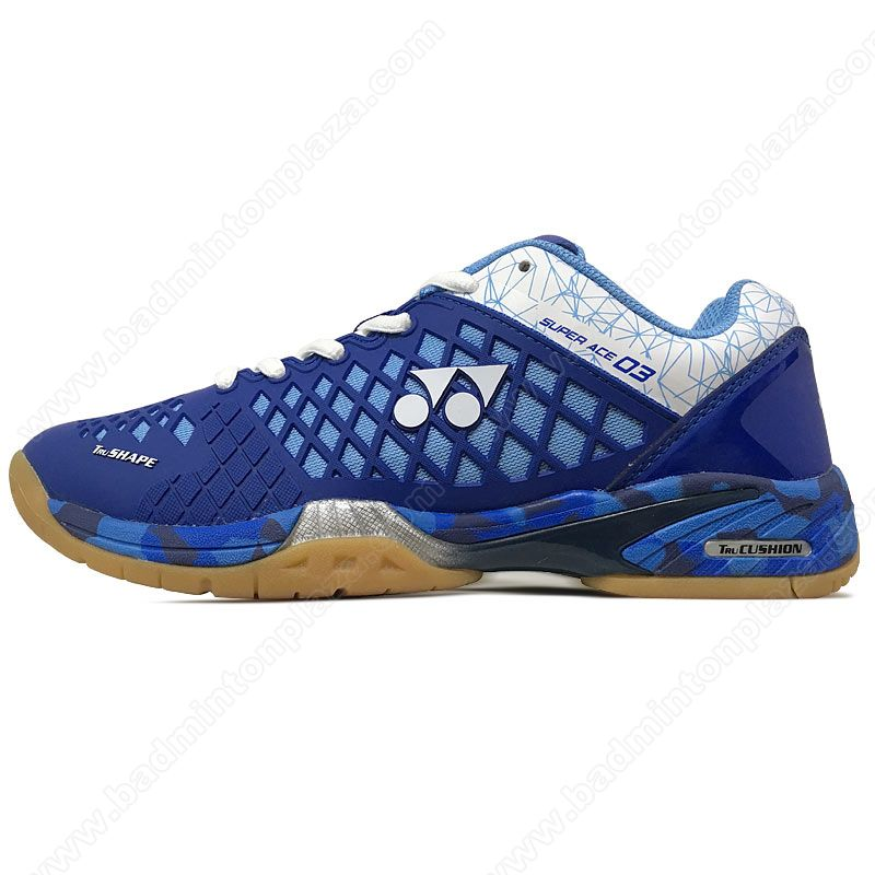 YONEX SUPER ACE 03 BLUE (SUPER-ACE-03F)