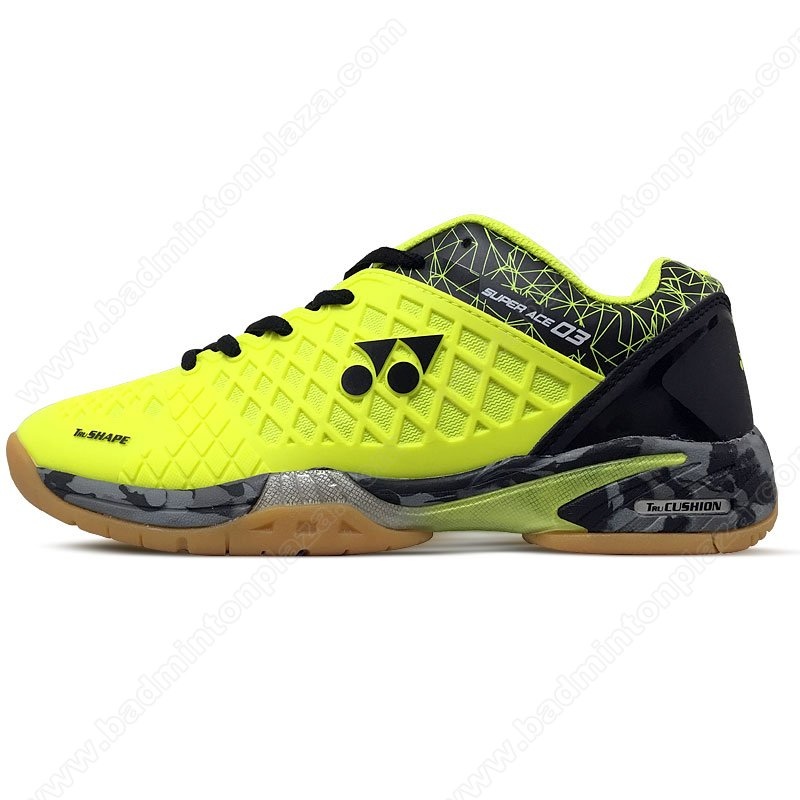 YONEX SUPER ACE 03 LIME (SUPER-ACE-03G)