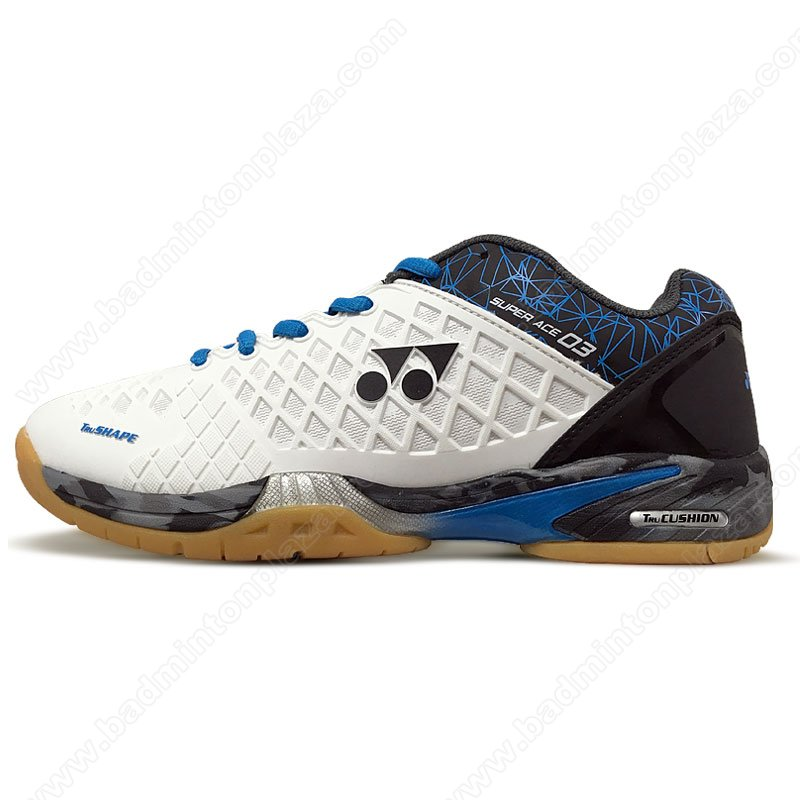YONEX SUPER ACE 03 WHITE (SUPER-ACE-03W)