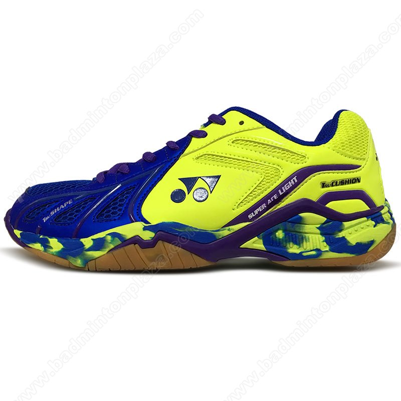 YONEX SUPER ACE LIGHT BLUE/LIME GREEN (SUPER-ACE-LIGHT-BG)