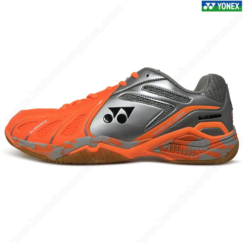 YONEX SUPER ACE LIGHT BRIGHT ORANGE/SLIVER (SUPER-ACE-LIGHT-BOS)
