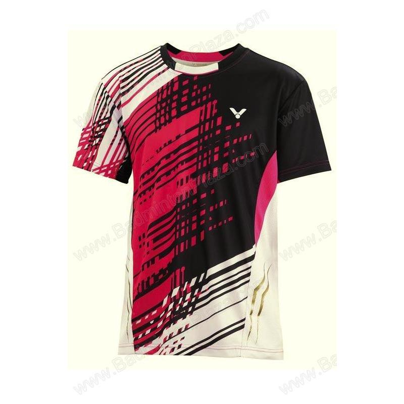 Victor Knitted T-Shirt 2014 Thomas and Uber Cup (T-4500Q)