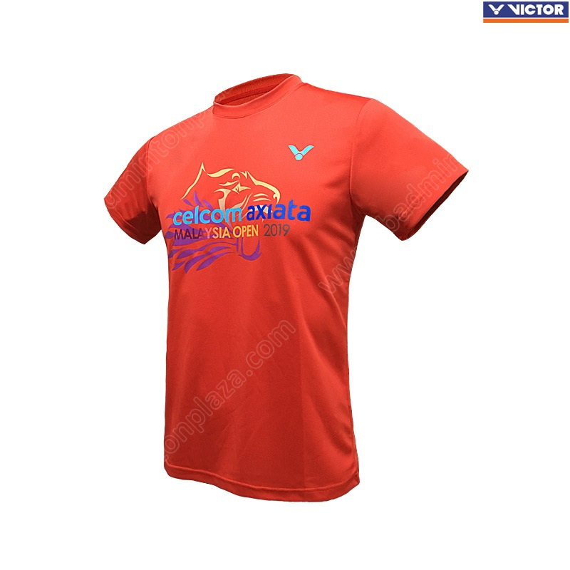 VICTOR Malaysia Open 2019 T-Shirt (T-90060D)