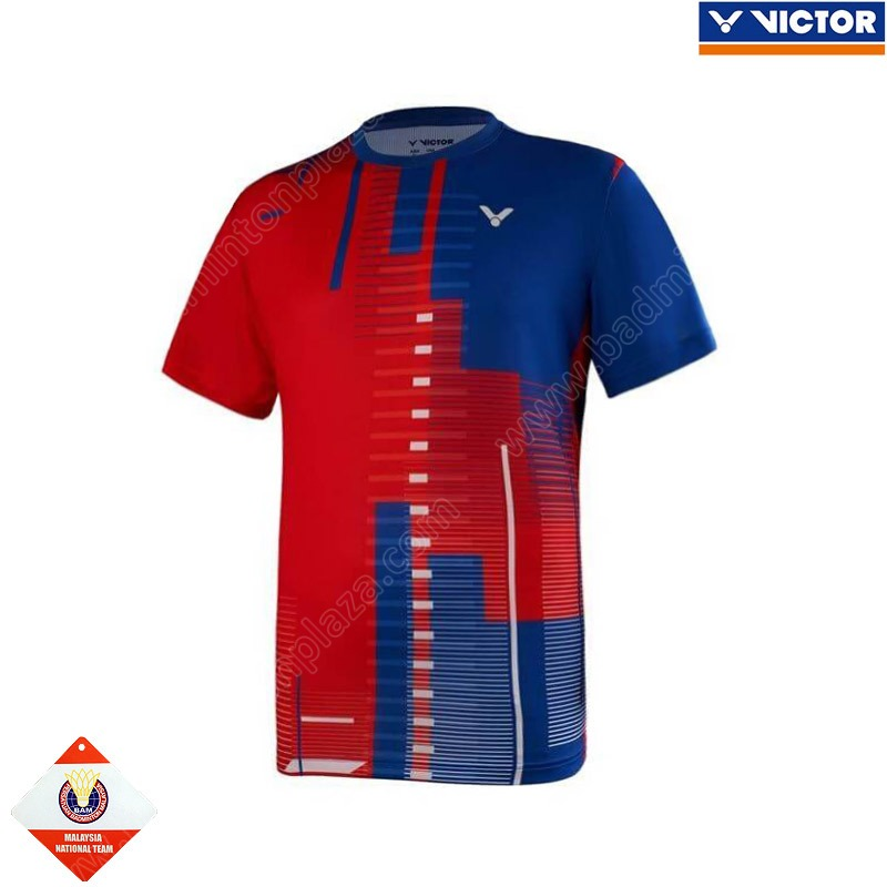 VICTOR 2019 Malaysia National Team Jersey (T-95000TDF)