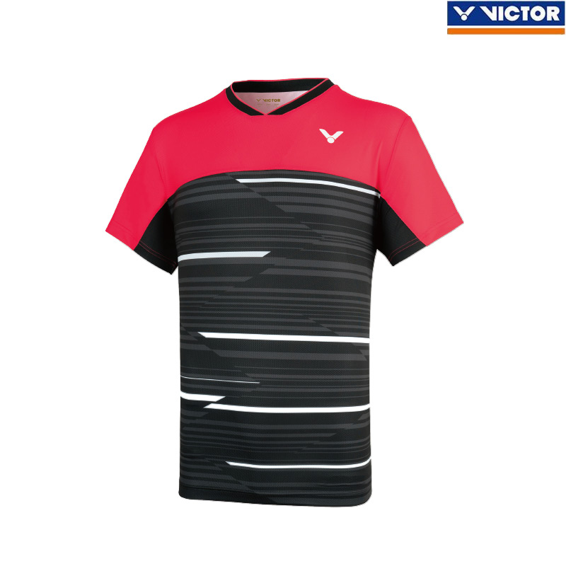 VICTOR 2020 Tournament Series Tee Red(T-05001-D)