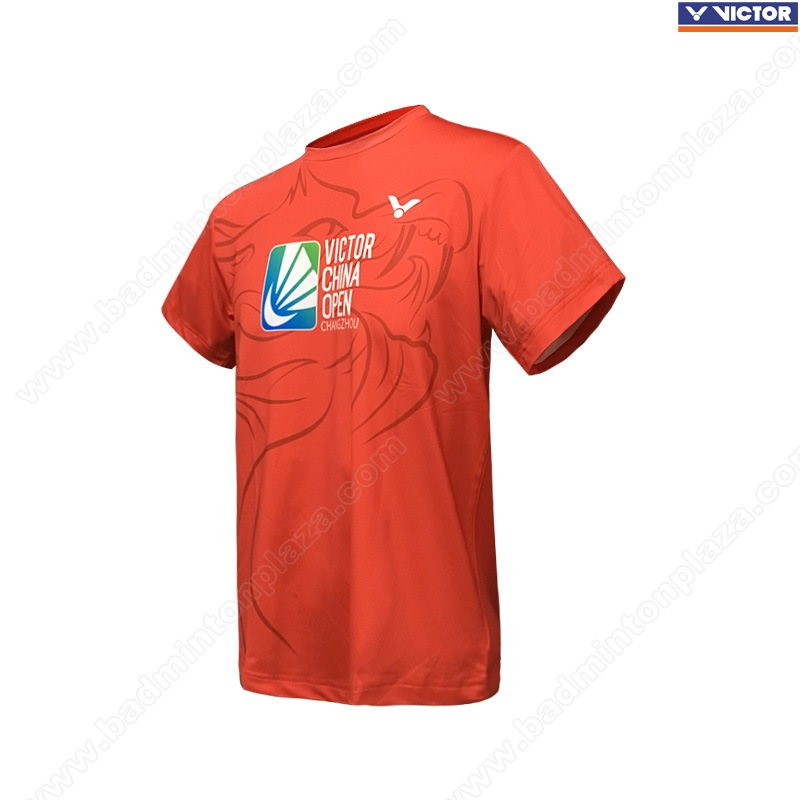 VICTOR 2018 China Open Tournament T-Shirt (T-80080D)