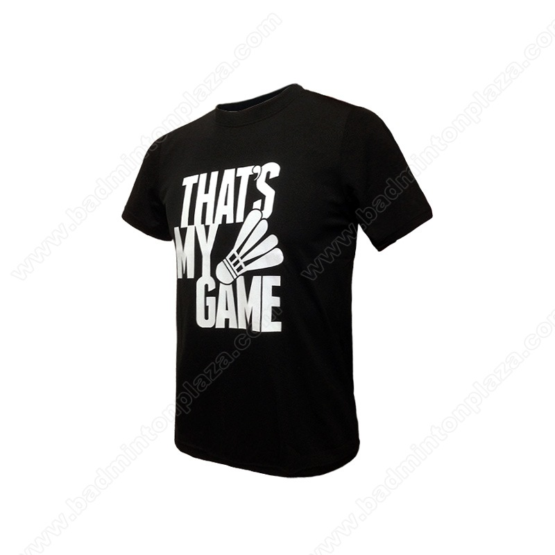Triple-T RN Tee That's My Game Black (TT-BW-09)