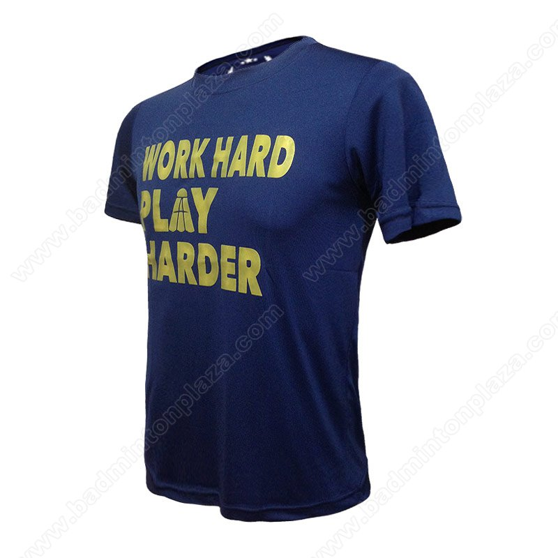 Triple-T RN Tee Work Hard Navy (TT-V2-03)