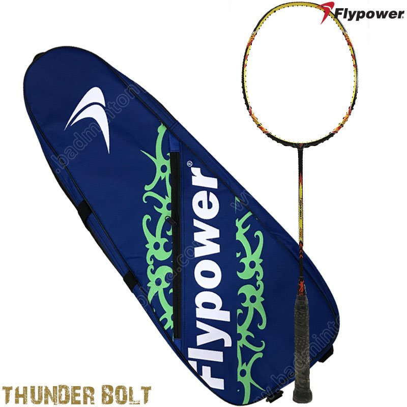 Flypower Badminton Racket THUNDER BOLT