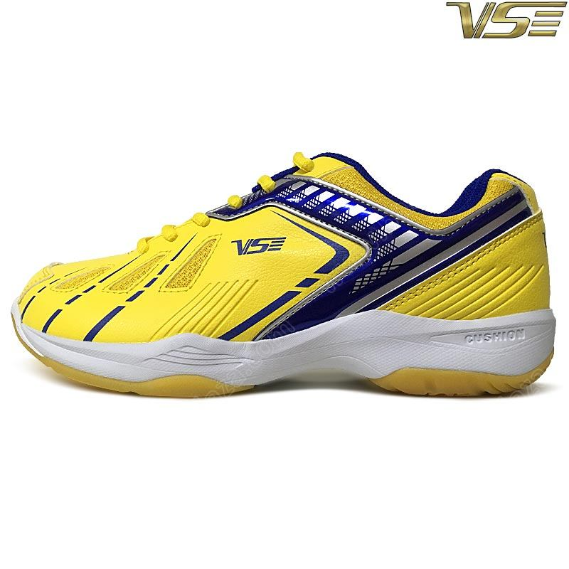 VS VENSON Training Badminton Shoes Yellow (VS160Y)