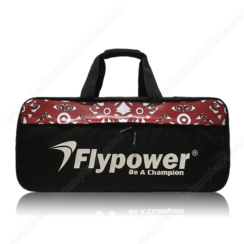 Flypower ZAMRUD Badminton Bag (ZAMRUD4-C)