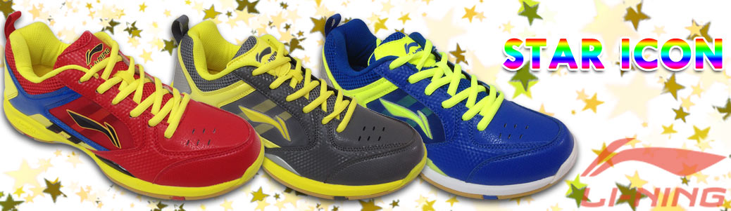 LI-NING TRAINING SHOES STAR ICON