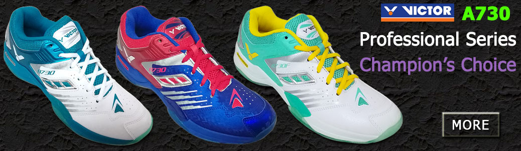 Victor A730 Professional Badminton Shoes