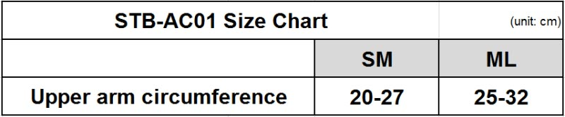 STB-AC01-Size-Chart